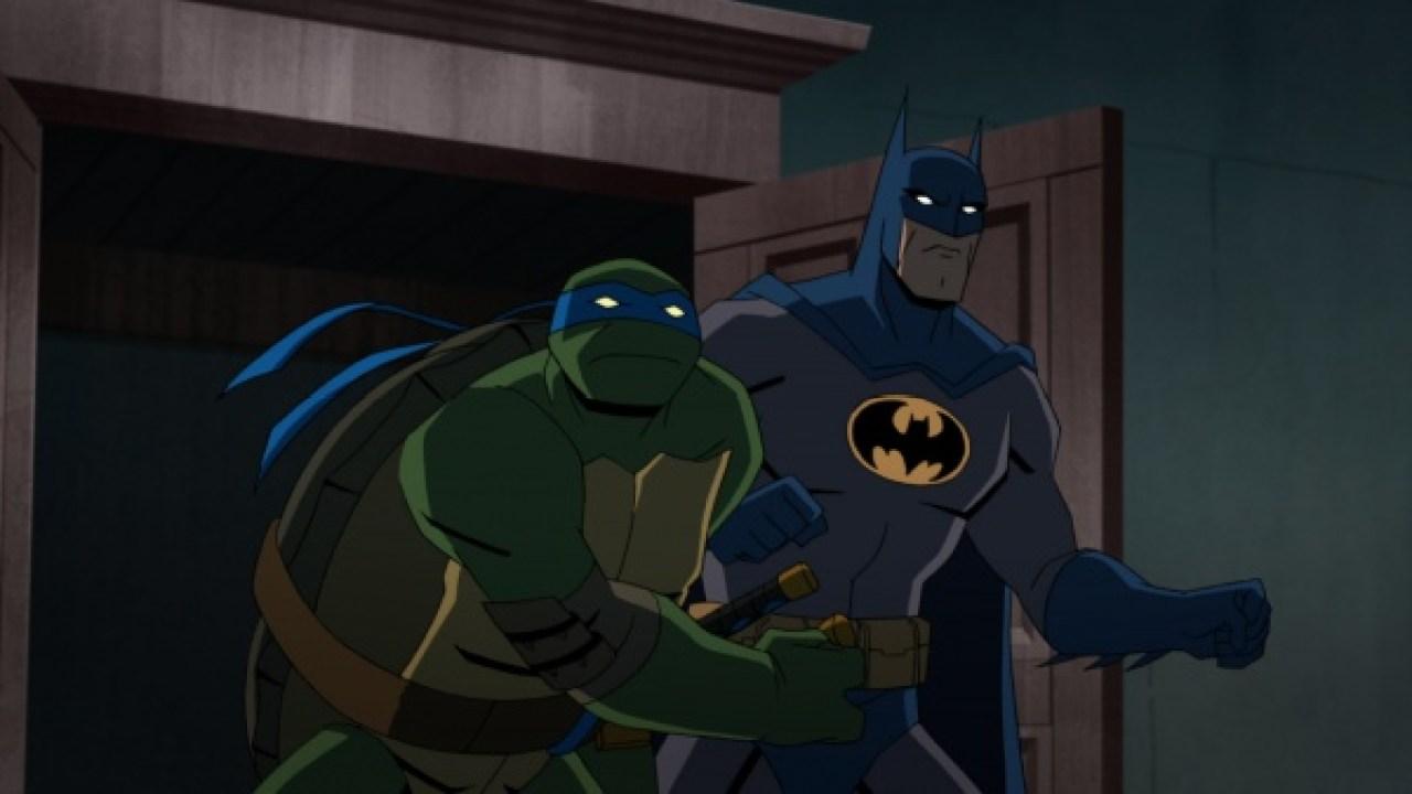 Batman Vs Teenage Mutant Ninja Turtles Movie Review Lyles Movie Files