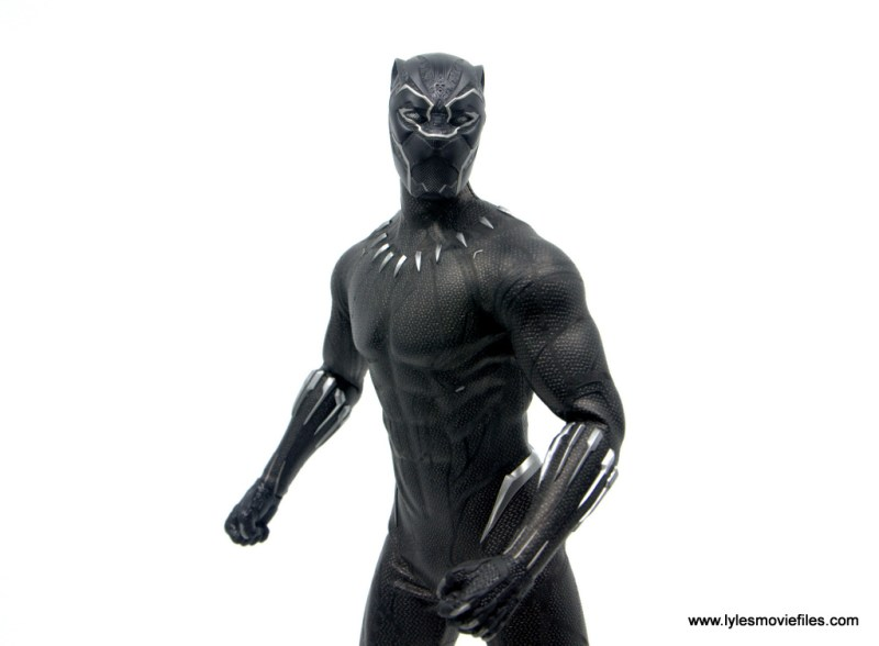 Hot Toys Black Panther figure review - the king of wakanda