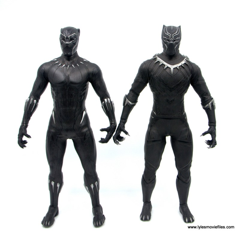 Hot Toys Black Panther figure review - with first hot toys black panther