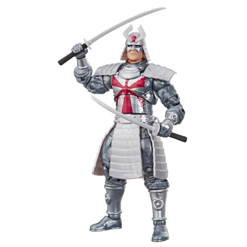 MARVEL X-MEN RETRO LEGENDS SERIES 6-INCH Figure Assortment - Silver Samurai (oop)