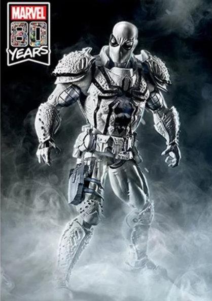 Marvel Legends Agent Anti-Venom 6-Inch Action Figure - Exclusive - Entertainment Earth
