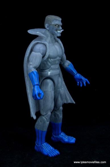 Marvel Legends Grey Gargoyle figure review - right side