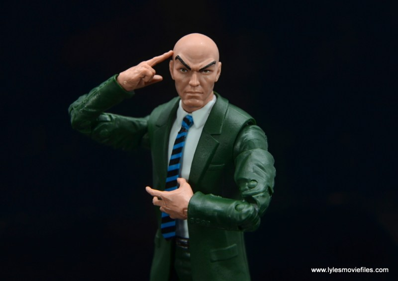 Marvel Legends Professor X figure review - thinking it over
