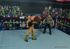 WWE Basic Sgt. Slaughter figure review - bodyslam to ultimate warrior