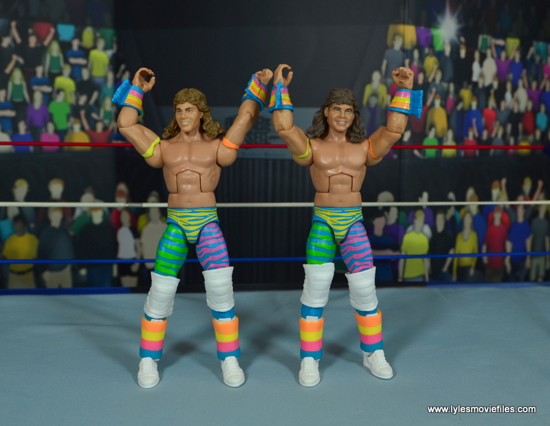WWE RetroFest Shawn Michaels figure review - the rockers