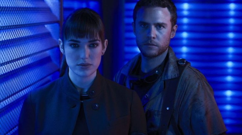 agents of shield inescapable review - fitzsimmons