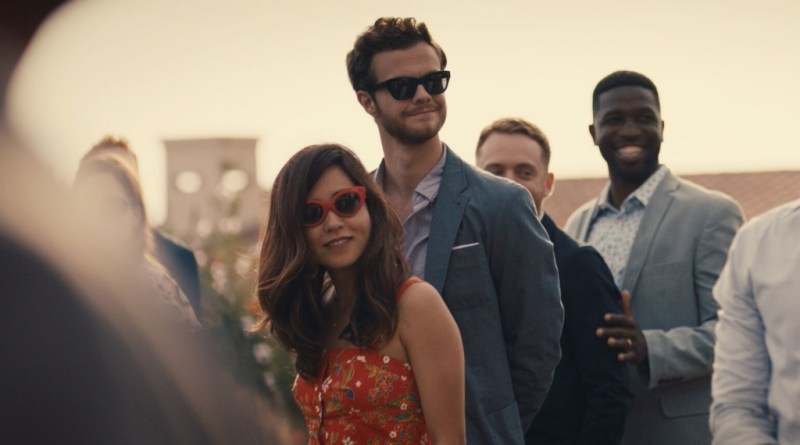 plus one movie review - alice, ben brett and nick