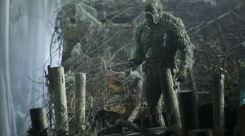 swamp thing tv series cancelled