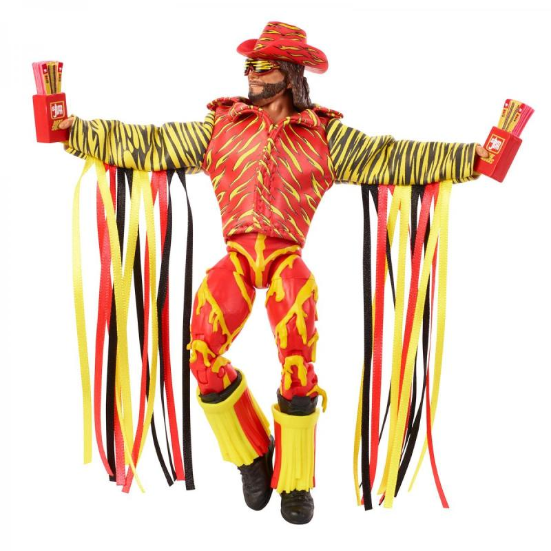 wwe sdcc 2019 slim jim macho man randy savage figure holding slim jims