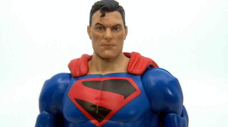 DC Multiverse Kingdom Come Superman figure review - main pic