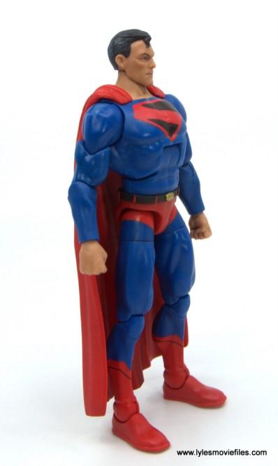 DC Multiverse Kingdom Come Superman figure review - right side