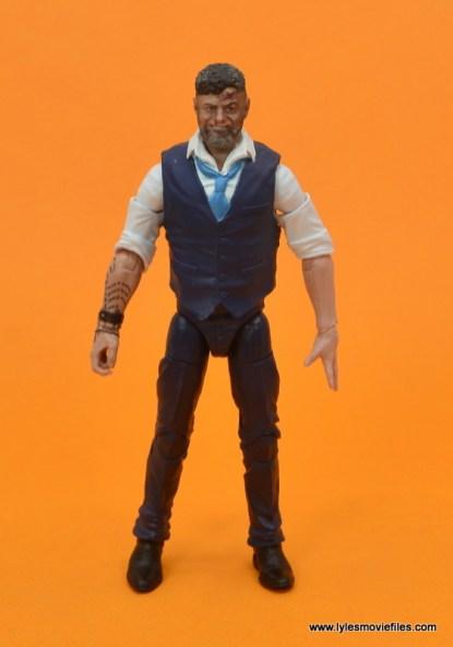 Marvel Legends Ulysses Klaue figure review - front