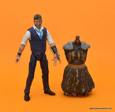 Marvel Legends Ulysses Klaue figure review - with mbaku piece