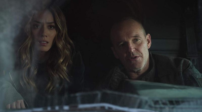 agents of shield collision course part 1 review - daisy and sarge