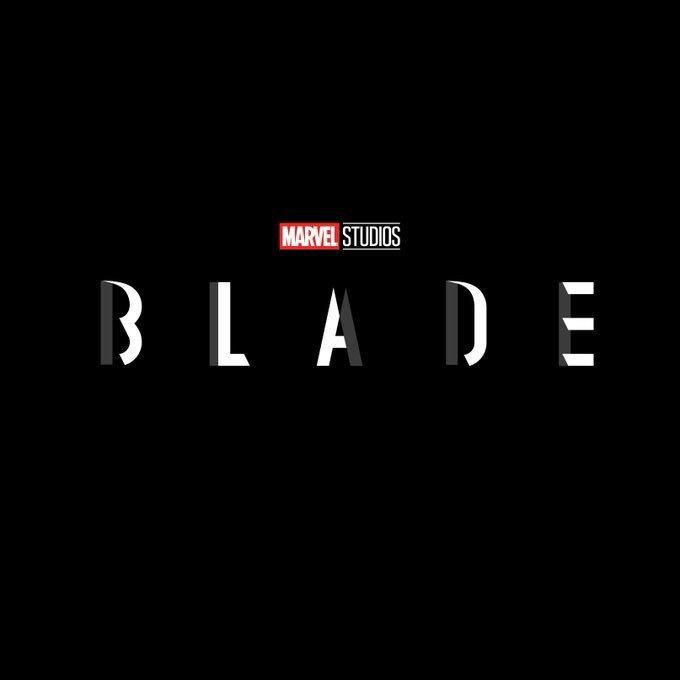 blade title logo