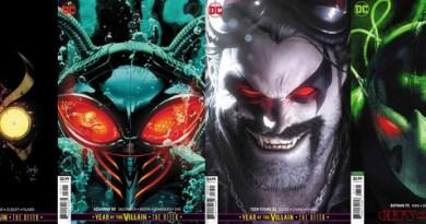 dc comics reviews for 7/17/19