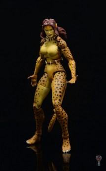 dc essentials cheetah figure review - stalk mode