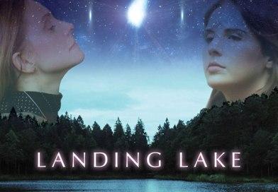 landing lake movie review - poster