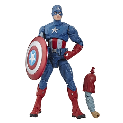 marvel legends avengers endgame captain america