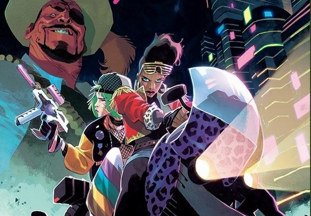 space bandits #1