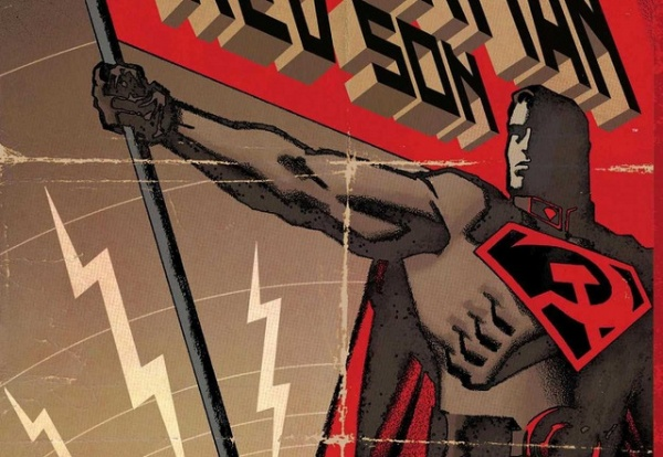 superman red son banner