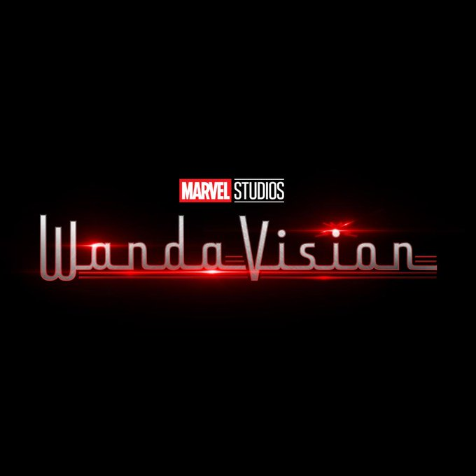 wandavision title logo