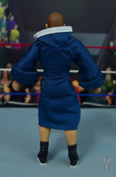 wwe elite bob backlund figure review - robe rear