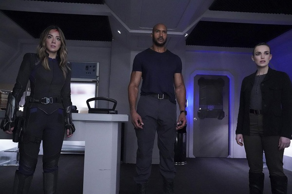 agents of shield - new life review - daisy, mack and simmons