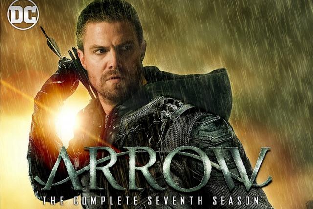 arrow season 7 giveaway