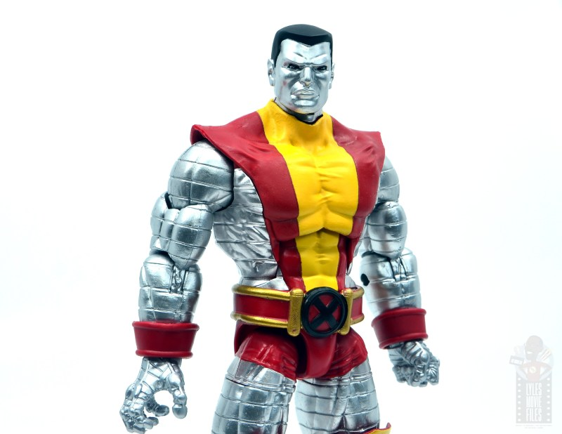 marvel legends colossus and juggernaut figure review 80th anniversary -colossus main