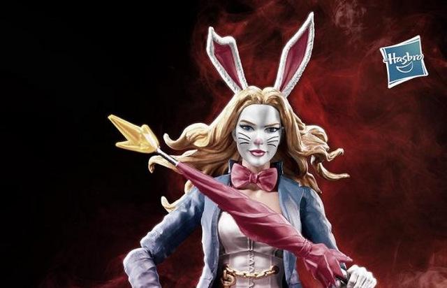 marvel legends white rabbit revealed