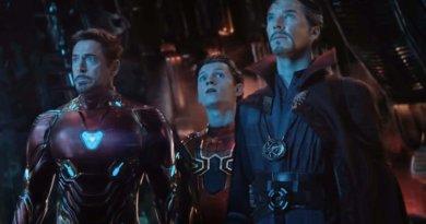 mcu iron man, spider-man and doctor strange