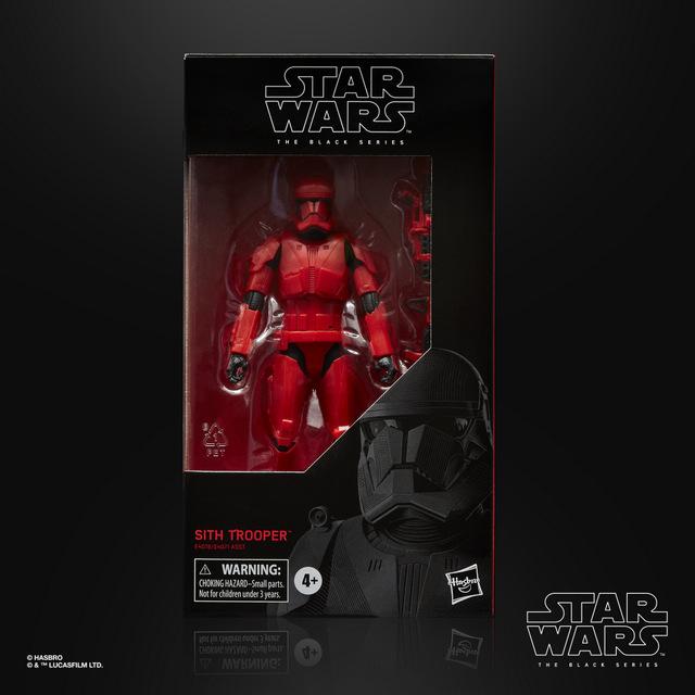 star wars the black series sith trooper package