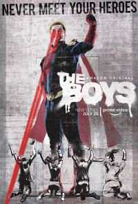 the boys tv series poster