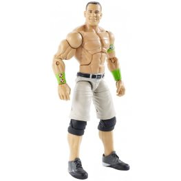 wwe ghostbusters john cena figure - accessories off