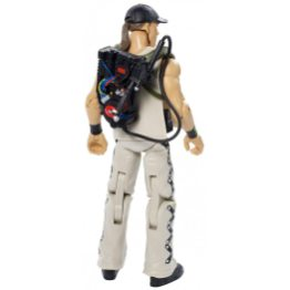 wwe ghostbusters shawn michaels figure - rear