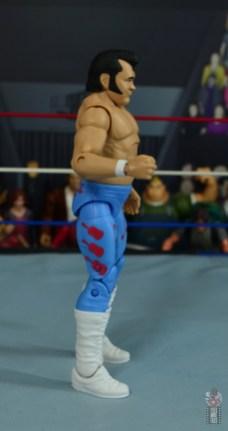 wwe retrofest honky tonk man figure review - right side