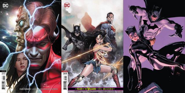 dc comics 9/18/19