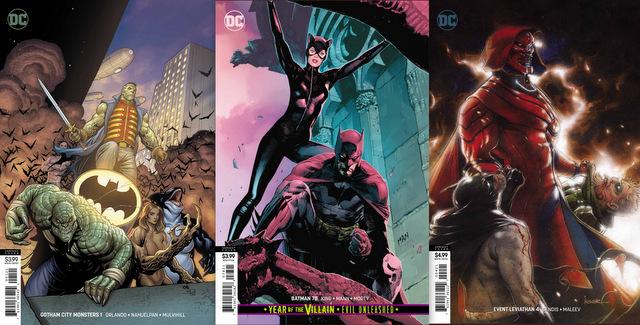 dc comics reviews 9/11 19