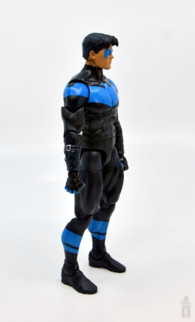 dc multiverse nightwing figure review - right side