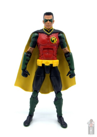 dc multiverse red robin figure review - front