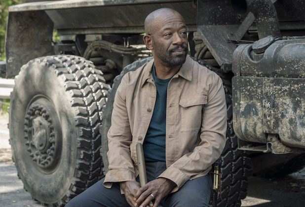 fear the walking dead - channel 4 review - morgan