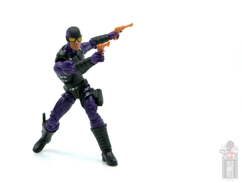 marvel legends paladin figure review - aiming to the side