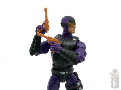 marvel legends paladin figure review - holding the guns close
