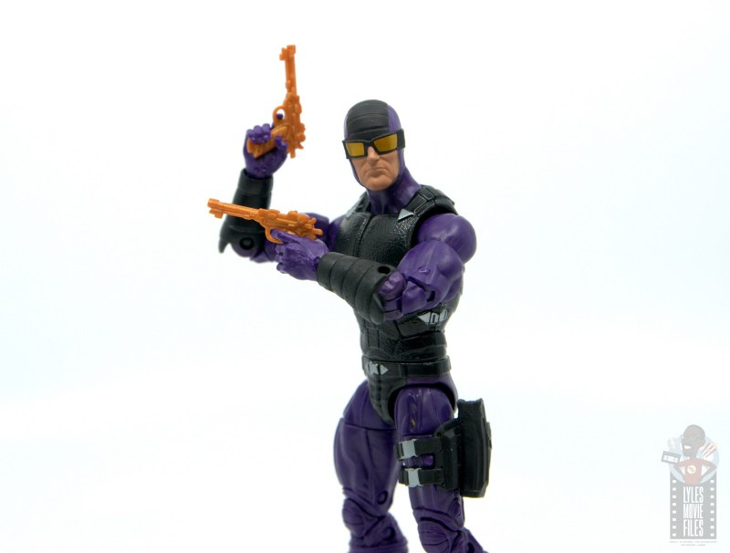marvel legends paladin figure review - ready for battle