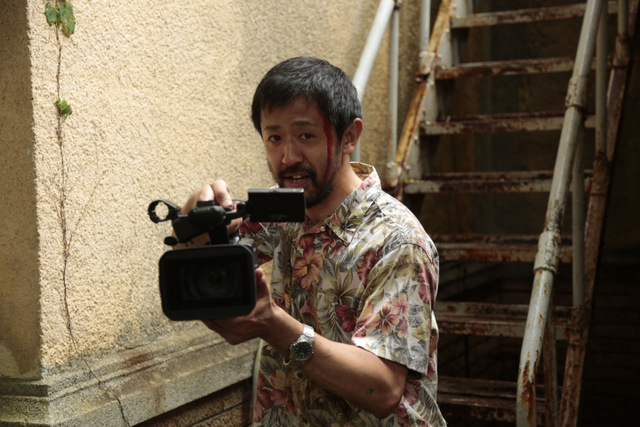 one cut of the dead review - higurashi