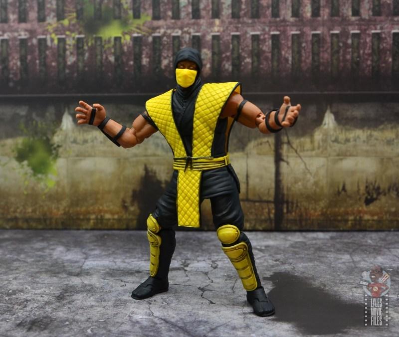 storm collectibles scorpion figure review - victorious