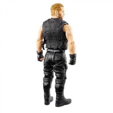 wwe basic 102 - drake maverick figure - chase attire rear