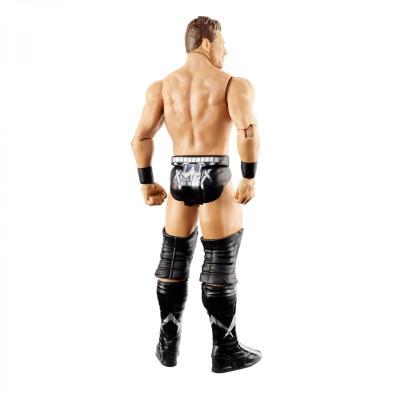 wwe basic 102 - the miz figure - rear