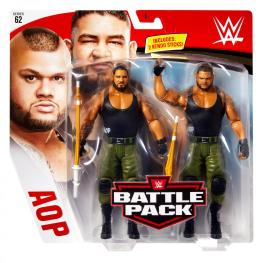wwe battle pack 62 authors of pain -package front